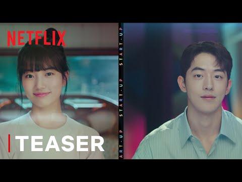 Start-Up | Official Teaser | Netflix