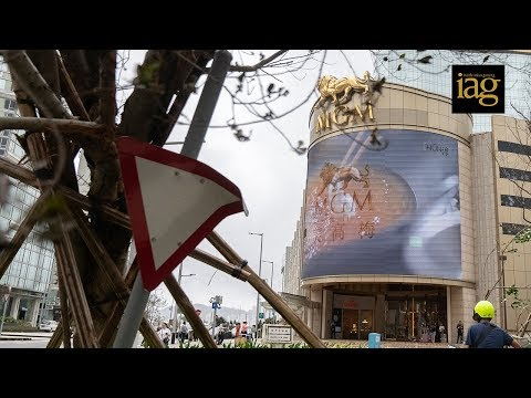 Macau recovery begins after Typhoon Mangkhut battering