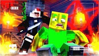 3 UHR NACHTS beim GEISTER MÄDCHEN?! - Minecraft HORROR