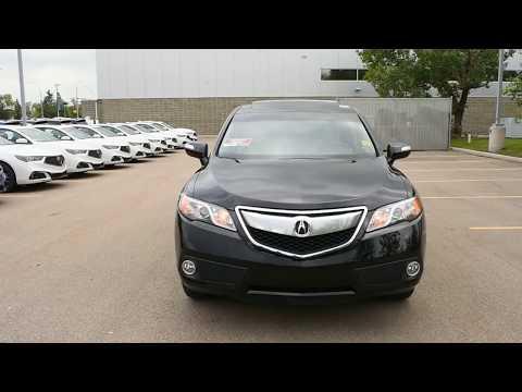 2015 Acura RDX AWD Walk Around Review | West Side Acura in Edmonton Alberta