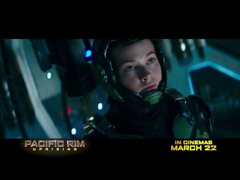 Pacific Rim Uprising | Catch Up 30 | In Cinemas March 22