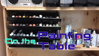 On The Painting Table - Ep 01 08/30/15 - Frostgrave Scenery And Warbands