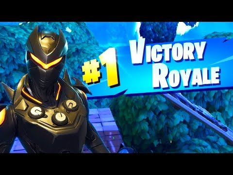 Fortnite Season 5 Victory Royale! *NEW MAP AND BATTLE PASS*
