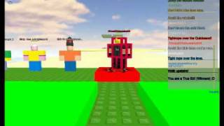 ROBLOX Level: Ed's Adventure Obby: Are you an Ed?