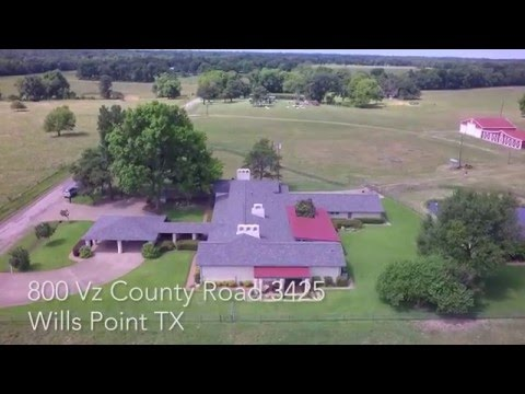 SOLD 800 Vz County Road 3425 Wills Point TX HD