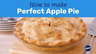 How to Make Apple Pie   Pillsbury Basics