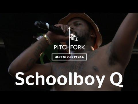 Schoolboy Q performs
