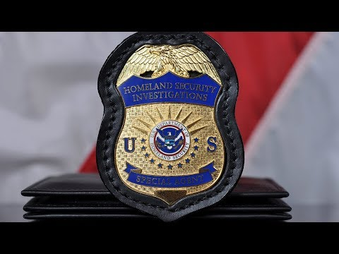 ICE Deputy Director Homan & Ohio officials announce stepped up response to state opioid crisis