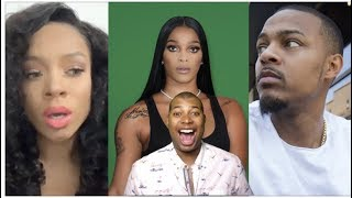 Joseline Back on LHHATL Lil Mama vs Sorry Shad moss & Marred2med  S6 ep 14 Recap