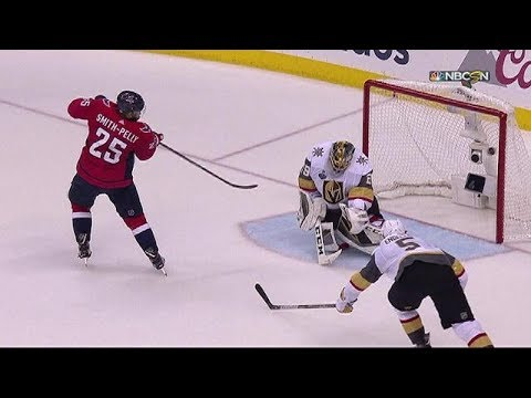 Beagle Sets Up Smith-Pelly For Insurance Goal