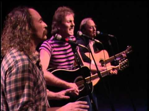 Crosby, Stills & Nash (Live) - Wasted On The Way
