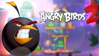 Angry Birds 2 - Rovio BAMBOO FOREST MISTY MIRE 238 HARD LEVEL