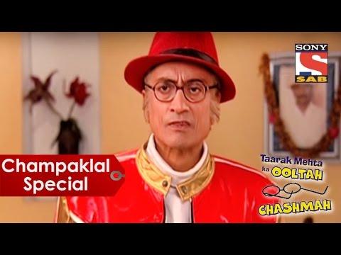 Champaklal Special | Taarak Mehta Ka Ooltha Chashma