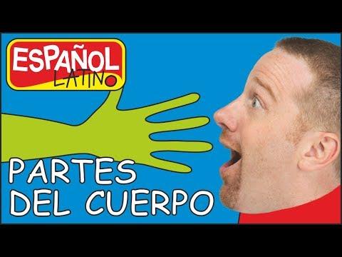 Partes del Cuerpo Mágicos | Cuentos para Niños | Aprender con Steve and Maggie Español Latino
