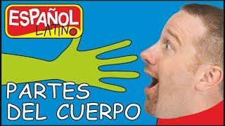 partes-del-cuerpo-mgicos-cuentos-para-nios-aprender-con-steve-and-maggie-espaol-latino