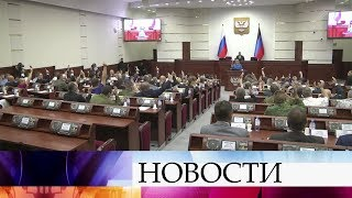 Выборы в самопровозглашенных республиках ЛНР и ДНР состоятся 11 ноября.