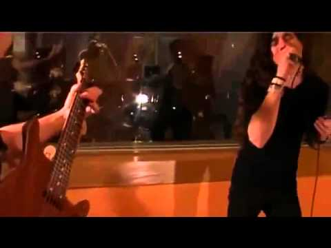 Saratoga   Lejos de Ti  video en estudio