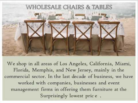 wholesale chairs and tables in los angeles ikea chair price discount larry hoffman presents some amazing collection