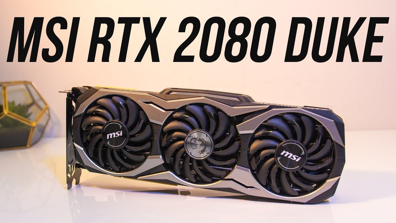Best RTX 2080 Graphics Card For 2019 - The Ultimate Buying Guide