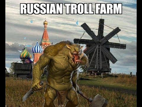 Mueller Indicts Russian Trolls, Zero Link to Trump. Debunking Fake News Election Myth