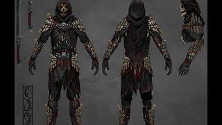 TES V Skyrim - Сет Теней (Мод) #1