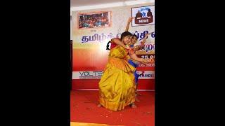 Gambar cover Tamil News Readers Association Anniversary(2018)/ Mahalakshmi Song/ Thenmozhi Dance