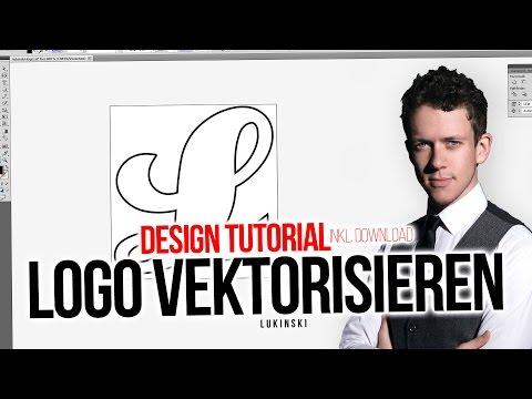 Logo Vektorisieren Zeichnungen Skizzen Kostenlos Zum Vektor