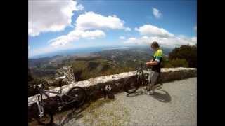 Mountain bike DH Alps South France / VTT Provence-Alpes
