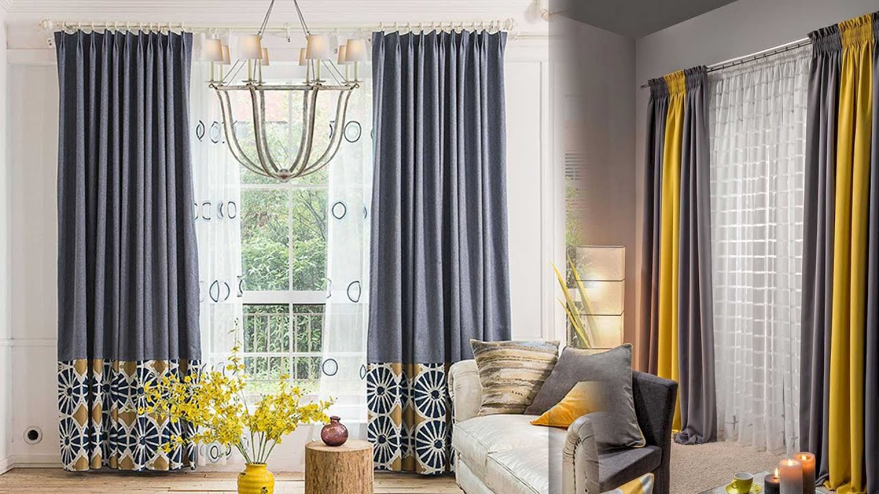 Best Modern Curtain Design Ideas 2020