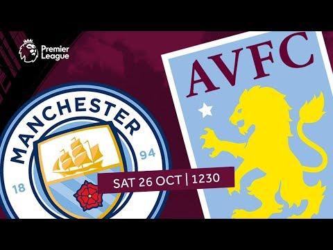 Manchester City 3 - 0 Aston Villa | Extended Highlights