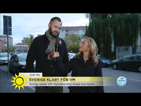 Här är drömgruppen för Sverige i VM  - Nyhetsmorgon (TV4)