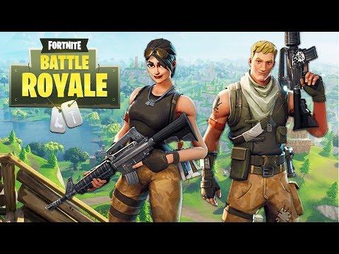 BEST GAME EVER!! (Fortnite: Battle Royale)