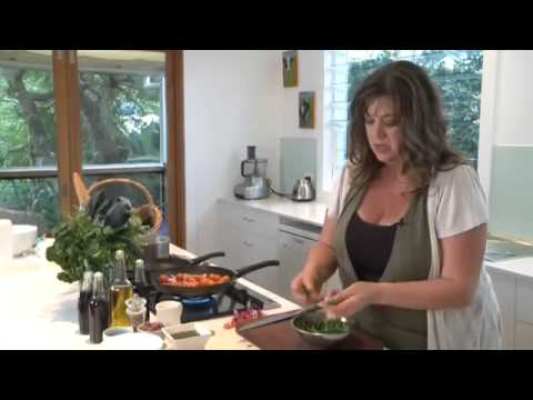Cooking a Three Course Vegan Meal with Anthea Amore