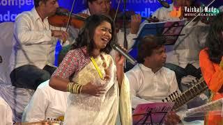 Kya Janu Sajan || Vaishali Made || Lata Mangeshkar