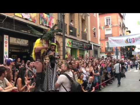 Madrid World Pride 2017