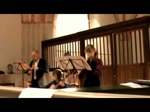 Henry Purcell:  Chaconne Two in One upon a Ground