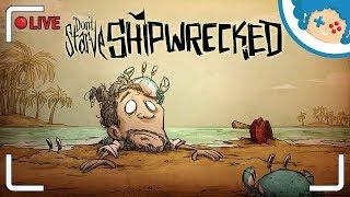 Świąteczny stream z Don't Starve: Shipwrecked #2   Zapis LIVE