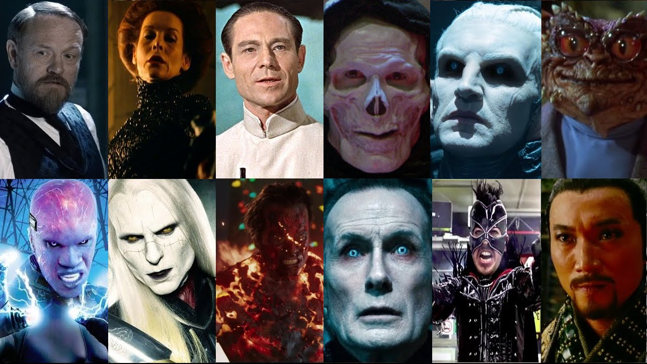 "creating the best movie villains Movie villains - movie villains what really is a villain at a friend's house when a competition was created as to whom could create the best ""tale of."