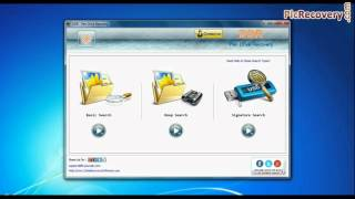 Recover corrupted files from Kingston Data Traveler USB drive