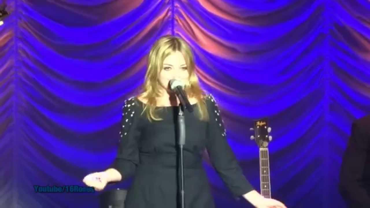 Annett Louisan Live In Berlin 10042014 Lange Version Youtube