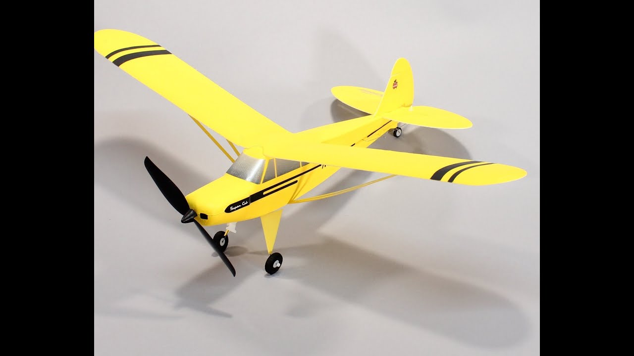 how to make a mini rc plane at home