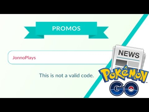 Mysterious New Pokemon GO Promo Codes Feature for Android Phones!