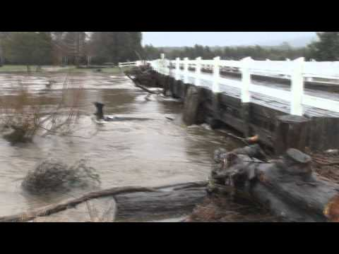 Fingal Valley floods