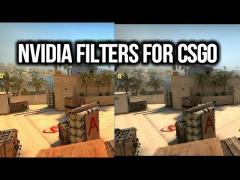 How To Make Csgo Look Brighter And Sharper - NVidia Freestyle