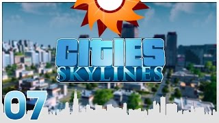 Cities Skylines - Episode 7 ...Expanding the Smog Zone...