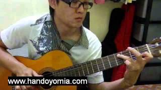 那些年 Na Xie Nian - 我們一起追的女孩 - Fingerstyle Guitar Solo