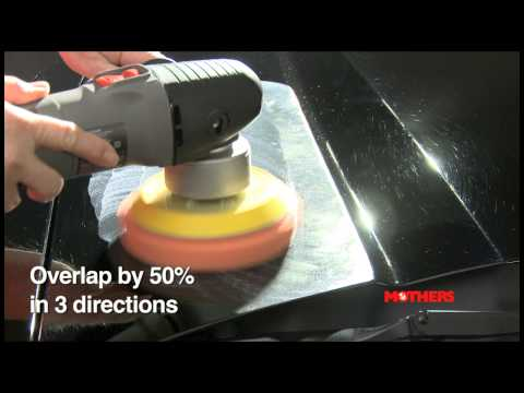 Mothers Polish -- Paint Restoration with Rubbing Compound (How To Video)