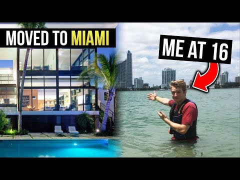 Why I Almost Moved To Miami At 16 (MANSION ON THE BEACH)