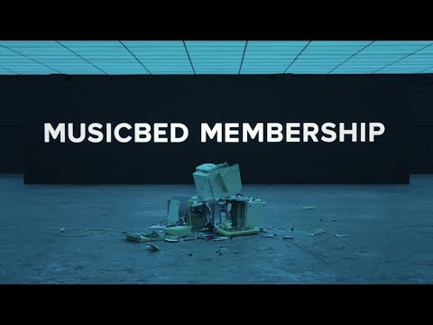 Musicbed Membership. Better Music For Your Videos.