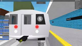 Test de test de métro Roblox Test Classic Annonces Test